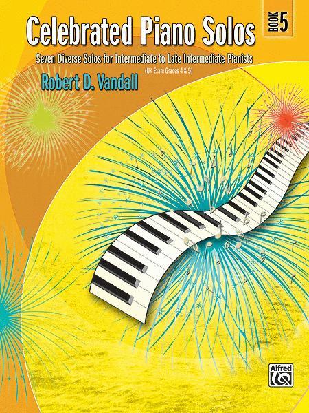 Celebrated Piano Solos, Book 5