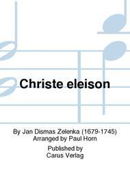 Christe eleison