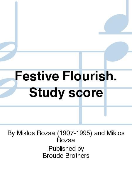 Festive Flourish CCSSS-BB 25