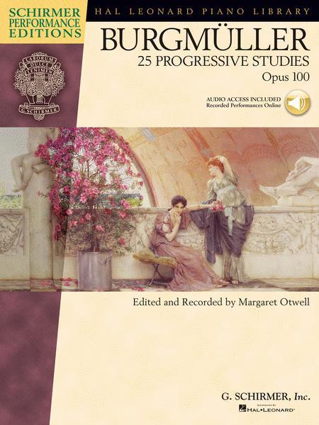 Burgmuller - 25 Progressive Pieces, Opus 100
