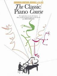 The Classic Piano Course