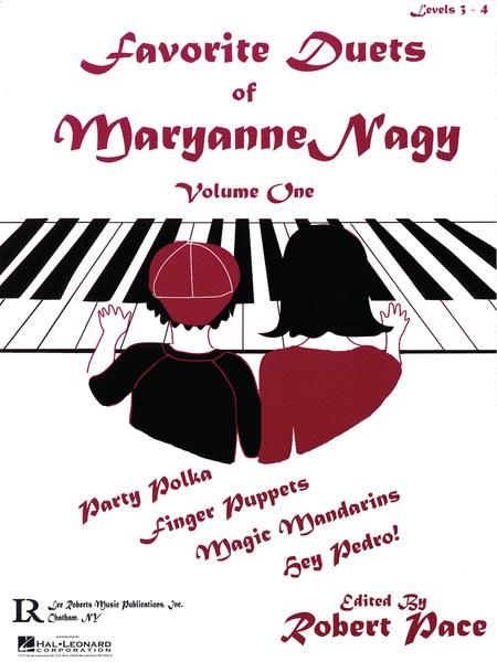 Favorite Duets of Maryanne Nagy, Volume 1