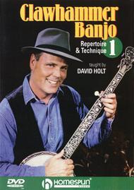 Clawhammer Banjo 1