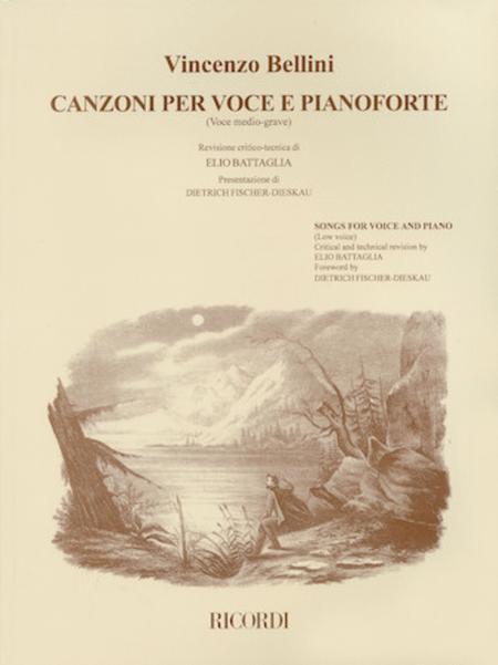 Canzoni Per Voce (Medium Voice)