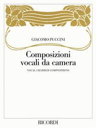Vocal Chamber Compositions