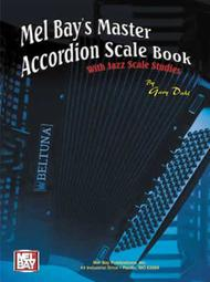 Master Accordion Scale Book