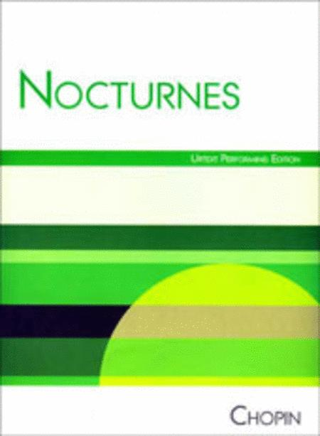 chopin nocturne sheet music pdf