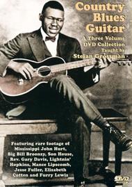 Country Blues Guitar 3-Volume DVD Set