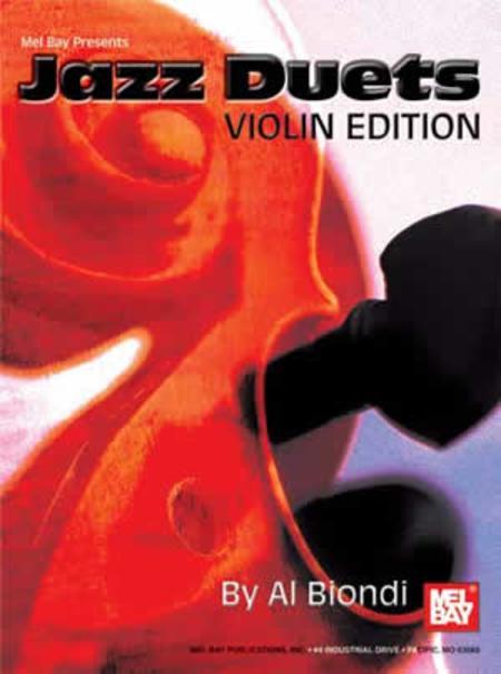 Jazz Duets, Violin Edition