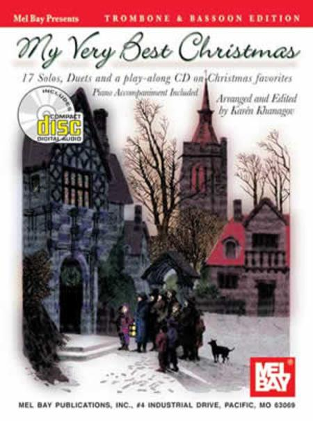 My Very Best Christmas, Trombone & Bassoon Edition