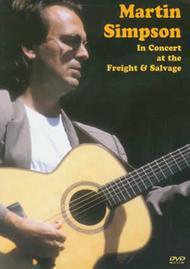 Martin Simpson In Concert Video