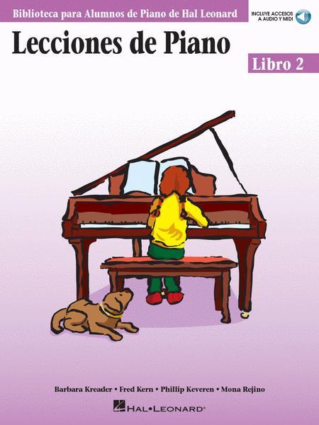 Lecciones de Piano Libro 2