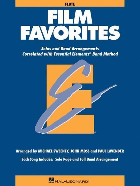 Film Favorites - Flute