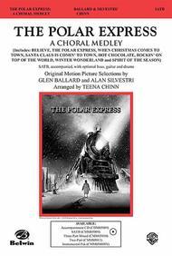 the polar express a choral medley - Polar Express When Christmas Comes To Town Lyrics