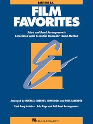 Film Favorites - Baritone B.C.