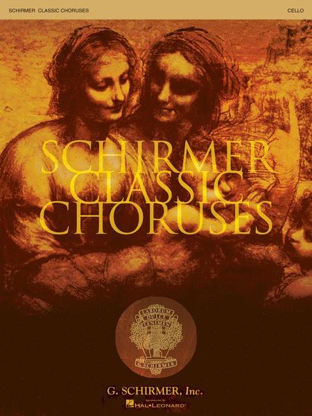 Schirmer Classic Choruses