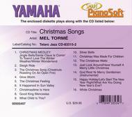 Mel Torme - Christmas Songs - Piano Software