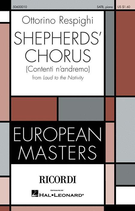 Shepherd's Chorus (Contenti n'andremo)