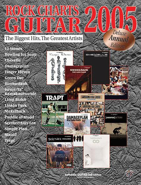 Rock Charts Guitar 2005: Deluxe Annual Edition