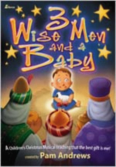 3 Wise Men and A Baby (Split-Channel Accompaniment CD)