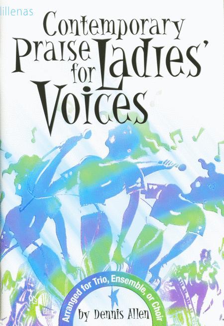 Contemporary Praise for Ladies' Voices (Book)
