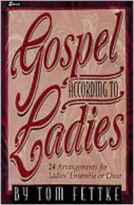 Gospel According to Ladies (Stereo Accompaniment CD)