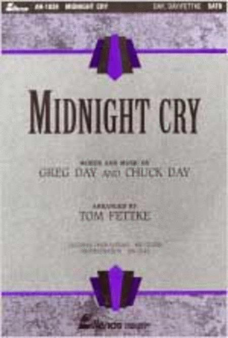 midnight cry sheet music pdf