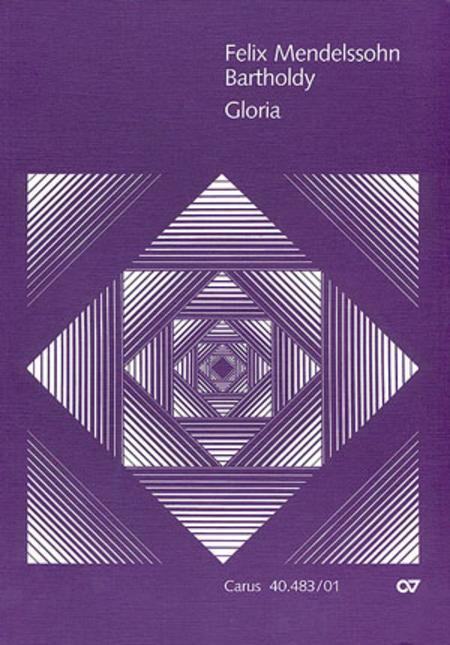 Gloria in E flat major