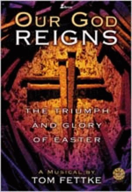 Our God Reigns (Split-Channel Accompaniment CD)