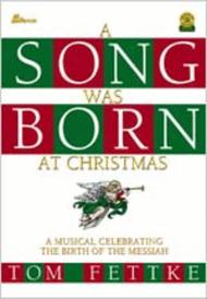 A Song Was Born At Christmas (Split-Channel Accompaniment CD)
