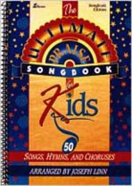 The Ultimate Praise Songbook for Kids (Split-Channel CD)