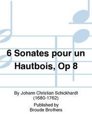6 Sonates pour un haubois ou violon & basse continue, Oeuv 7. PF171