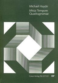 Missa Tempore Quadragesimae