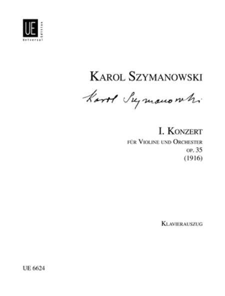 Violin Concerto 1, Op. 35