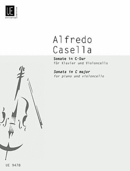 Cello Sonata, C Maj