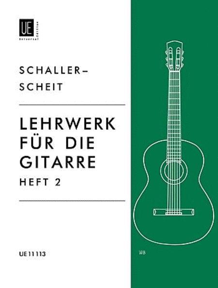 Lehrwerk, Guitar, V. 2