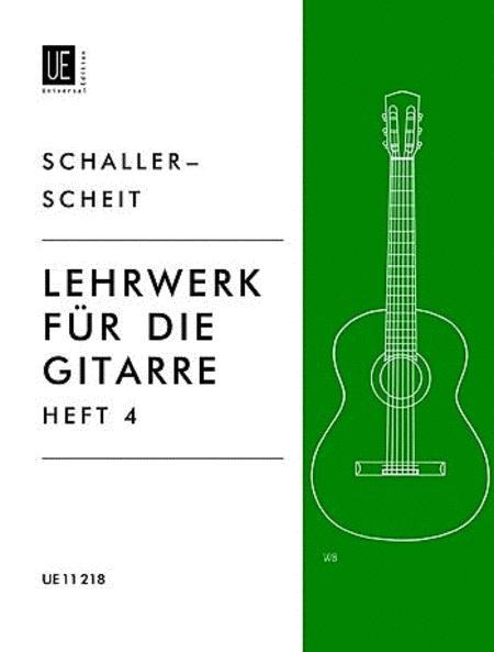 Lehrwerk, Guitar, Vol 4