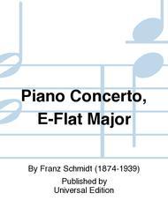 Piano Concerto, E-Flat Major
