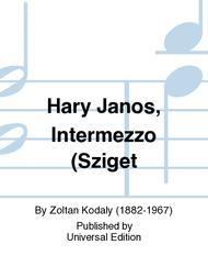 Hary Janos, Intermezzo (Sziget