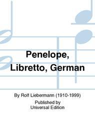 Penelope, Libretto, German