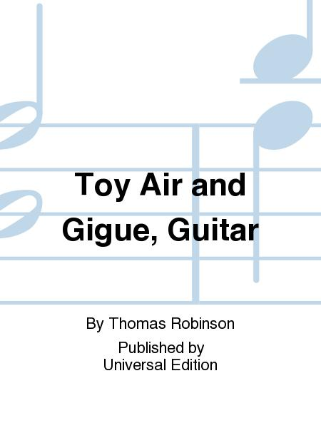 Toy Air And Gigue, Guitar