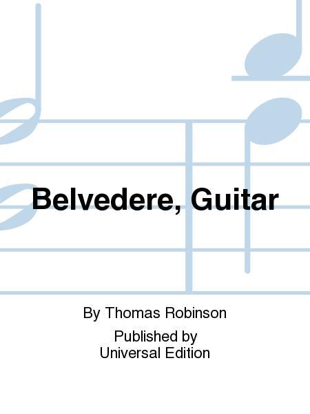 Belvedere, Guitar
