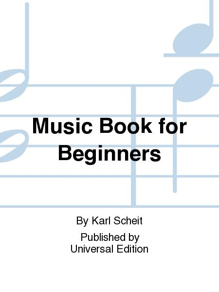 Music Book For Beginners