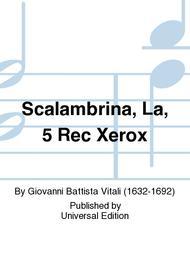 Scalambrina, La, 5 Rec Xerox