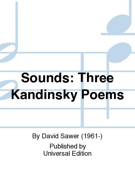 Sounds: Three Kandinsky Poems