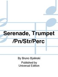 Serenade, Trumpet/Pn/Str/Perc