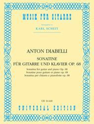 Guitar Sonata, Op. 68 (Scheit)