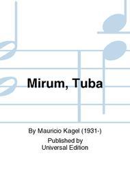 Mirum, Tuba