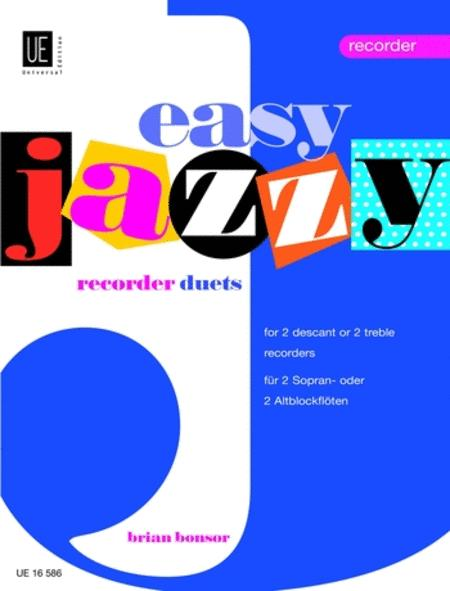 Easy Jazzy Duets