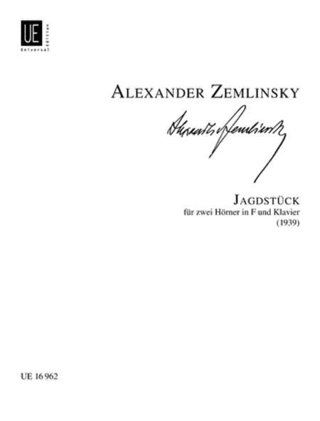 Jagdstuck, 2 Horns/Pianoforte